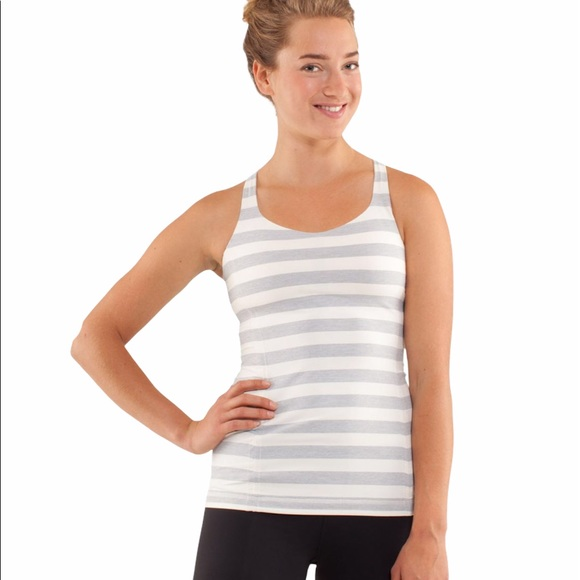 Lululemon Free To Be Tank Top  Size 8